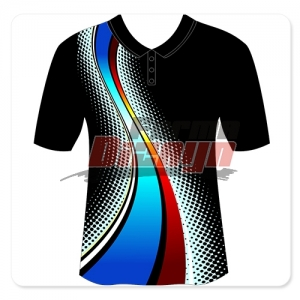2cf1da655 Digital T-Shirt Polo 913, shirt design | ZEROO