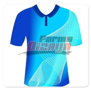 952b1c11a Digital T-Shirt Polo 914, shirt design | ZEROO