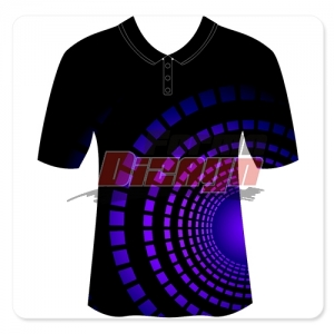 41f3ea0af Digital T-Shirt Polo 910, shirt design | ZEROO