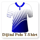 Digital Polo T-Shirt